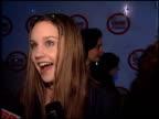 Amanda Bynes at the 2000 Nickelodeon Kids' Choice Awards at UCLA in Westwood California on April 14 2000