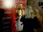 Amanda Bynes at the 2008 Palm Springs International Film Festival Hosts StarStudded Awards Gala Presented By Cartier Red Carpet Arrivals at Palm...