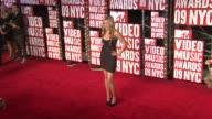 Amanda Bynes at the 2009 MTV Video Music Awards at New York NY