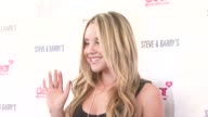 Amanda Bynes at the Amanda Bynes to Host Launch Party to Celebrate Her New Clothing Line Dear From Apparel Store Steve Barry's In New York at Sushi...