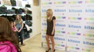 Amanda Bynes at the 'Hairspray' Jewelry Collection Launch at Kitson in Los Angeles California on July 15 2007