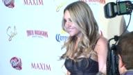 Amanda Bynes at the Maxim Hot 100 2009 at Santa Monica CA