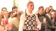 Amanda Byram at Celebrity Video Sightings on June 05 2013 in London England