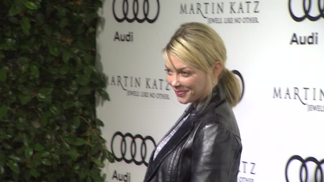 Amanda Detmer at the Audi And Martin Katz Celebrate The 2012 Golden Globe Awards in West Hollywood CA