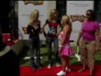 Amanda Michalka Alyson Michalka and Sabrina Bryan at the Disney's Toontown Online Takes Hollywood at the Hollywood Athletic Club in Hollywood...
