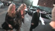 Amanda Michalka and Alyson Michalka depart the NYLON Magazine May Young Hollywood Celebration in Los Angeles 05/04/11