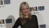 Amanda Michalka at the 'I Am Number Four' Premiere at Westwood CA