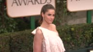 Amanda Peet at 69th Annual Golden Globe Awards Arrivals on January 15 2012 in Beverly Hills California