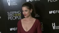 Amanda Peet at the 'Sleeping With Other People' Los Angeles Premiere at ArcLight Cinemas on September 09 2015 in Hollywood California