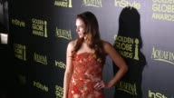 Amanda Righetti at HFPA And InStyle Celebrate The 2014 Golden Globe Awards Season at Fig Olive Melrose Place on November 20 2014 in West Hollywood...