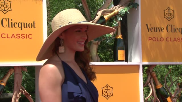 Amanda Righetti at The Fifth Annual Veuve Clicquot Polo Classic at Liberty State Park on June 02 2012 in Jersey City New Jersey