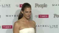 Amanda Righetti at the People Magazine's 'One's To Watch' Celebration at Ysabel on September 16 2015 in West Hollywood California