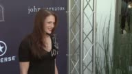 Amanda Righetti at the The John Varvatos 7th Annual Stuart House Benefit at Los Angeles CA