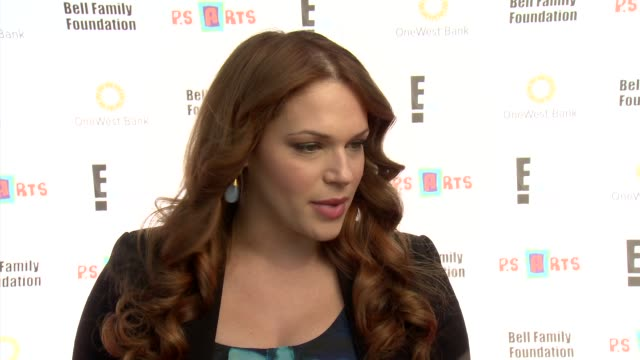 Amanda Righetti on the event at PS ARTS 2012 Express Yourself on 11/11/12 in Los Angeles CA