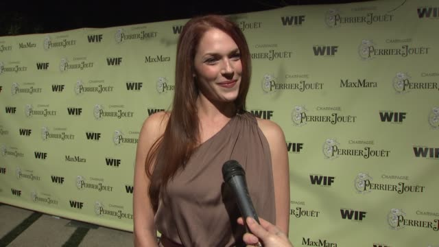 Amanda Righetti on the event Oscar week at the 2nd Annual Women in Film PreOscar Cocktail Party at Los Angeles CA