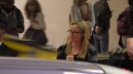 Amanda Schull George Wilson arriving at LAX Airport in Los Angelesin Celebrity Sightings in Los Angeles