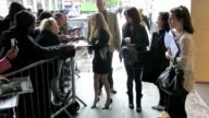 Amanda Seyfried at Celebrity Sightings in London on May 27 2014 in London England