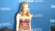 Amanda Seyfried at the 'A Concert For Our Oceans' Hosted By Seth MacFarlane at The Wallis Annenberg Center for the Performing Arts on September 28...