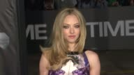 Amanda Seyfried at the 'In Time' Los Angeles Premiere at Westwood CA