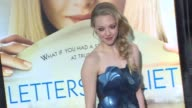 Amanda Seyfried at the 'Letters To Juliet' Premiere at Hollywood CA