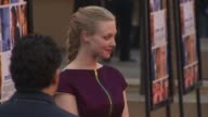 Amanda Seyfried at the 'Mother Child' Premiere at Hollywood CA