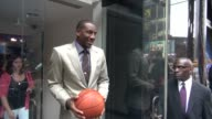 Amare Stoudemire at the 'Good Morning America' studio in New York NY on 08/20/12