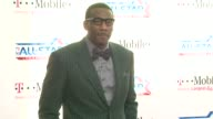 Amar'e Stoudemire at the TMobile Magenta Carpet At The 2011 NBA AllStar Game at Los Angeles CA