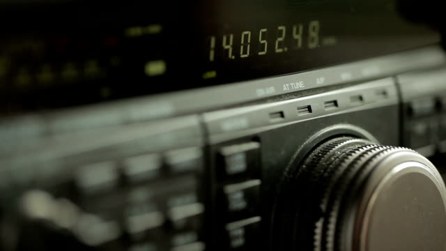 Amateur Radio Frequency Search