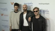 X Ambassadors at 4th Annual Wishing Well Winter Gala Presented by MakeAWish Greater Los Angeles in Los Angeles CA