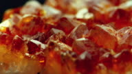 ECU, SELECTIVE FOCUS, Amber crystal