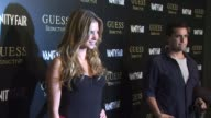 Amber Lancaster at the GUESS and Coty Beauty Celebrate The Worldwide Launch Of GUESS Seductive Fragrance at Los Angeles CA