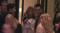 Amber Lancaster at The London West in Hollywood on 12/12/11
