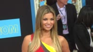 Amber Lancaster at the 'Prom' Premiere at Hollywood CA