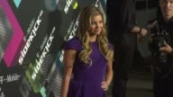 Amber Lancaster at the TMobile Sidekick 4G Launch at Beverly Hills CA
