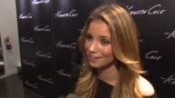 Amber Lancaster on why she loves Kenneth Cole the brand the man talks about the upcoming season of Hard Times of RJ Burger what fans can expect to...