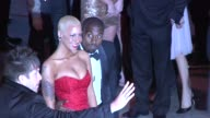 Amber Rose and Kayne West at the 'The Model as Muse Embodying Fashion' Costume Institute Gala at The Metropolitan Museum of Art Arrivals at New York...