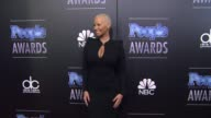 Amber Rose at PEOPLE Magazine Awards in Los Angeles CA