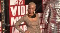 Amber Rose at the 2009 MTV Video Music Awards at New York NY