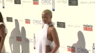 Amber Rose at the The White Party at Los Angeles CA