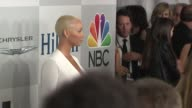 Amber Rose at the Universal NBC Focus Features And E Entertainment After Party Sponsored By Chrysler And Hilton on January 11 2015 in Beverly Hills...