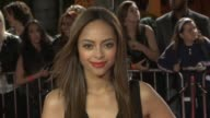 Amber Stevens at the 'I Am Number Four' Premiere at Westwood CA
