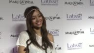 Amber Stevens at the Launch Party for Latisse at Los Angeles CA