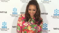 Amber Stevens at the TCM Classic Film Festival Opening Night Screening Of 'A Star Is Born' at Hollywood CA