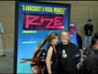 Amber Tamblyn and father Russ Tamblyn at the 'Rize' Los Angeles Premiere at the Egyptian Theatre in Hollywood California on June 21 2005