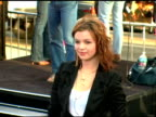 Amber Tamblyn at the Batman Begins Premiere at Grauman's Chinese Theatre in Hollywood California on June 6 2005