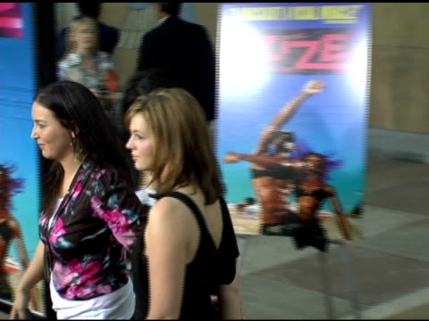 Amber Tamblyn at the 'Rize' Los Angeles Premiere at the Egyptian Theatre in Hollywood California on June 21 2005