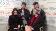Amber Tamblyn Timothy Hutton Hilary Brougher and Jim Gaffigan on the dynamics of creating independent versus studio movies and having Sundance as a...