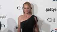 Amber Valletta at 2016 Clio Awards at American Museum of Natural History on September 28 2016 in New York City