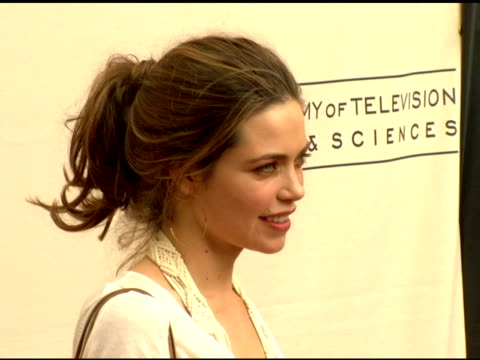 Amelia Heinle at the 2006 Daytime Creative Arts Emmy Awards at the Grand Ballroom in Hollywood California on April 22 2006