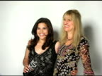 America Ferrera and Catherine Hardwicke at the Hollywood Life's Young Hollywood Awards Portrait Studio on May 1 2005